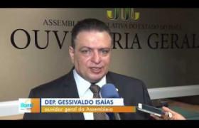BOM DIA NEWS 04 09  Assembléia Legislativa debate sobre o novo empréstimo do Governo Estadual