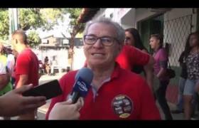 BOM DIA NEWS 10 09  Assis Carvalho continua na presidência do diretório estadual do PT