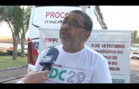 BOM DIA NEWS 12 09  PROCON realiza uma série de ações para orientar os consumidores