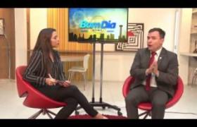 BOM DIA NEWS 16 09   Fábio Novo (Deputado Estadual - PT)