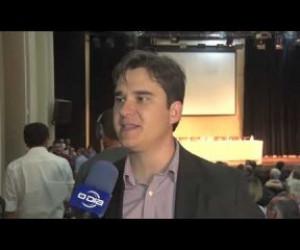 TV O Dia - BOM DIA NEWS 17 09 Produtores de soja apresentam resultados da produção de grãos