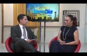 BOM DIA NEWS 17 09  Tânia Miranda (Madrinha do Outubro Rosa 2019)