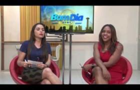 BOM DIA NEWS 20 09  Biá Boakari - programação cultural do final de semana