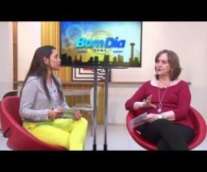 TV O Dia - BOM DIA NEWS 23 09  Mirna Ribeiro - Teresina vai receber feira de antiguidades