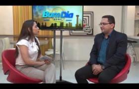 BOM DIA NEWS 25 09  Daniel Soares (ger. executivo do INSS em Teresina)