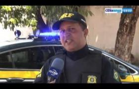 O DIA NEWS 09 09  PRF intensificou o policiamento no final de semana