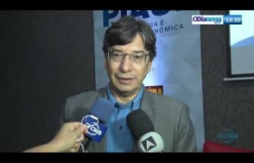 O DIA NEWS 09 09  Seminário Piauí trajetória e transição econômica