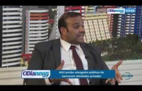O DIA NEWS 10 09  Danniel Rodrigues (Pres. Com. Advocacia Públ. OAB-PI)