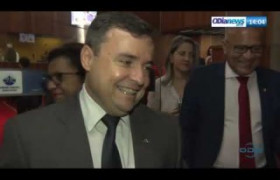 O DIA NEWS 10 09  Gov. Wellington Dias encaminha à Assembléia novo pedido de empréstimo