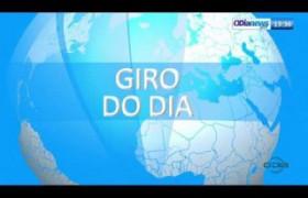 O DIA NEWS 12 09  Giro do Dia