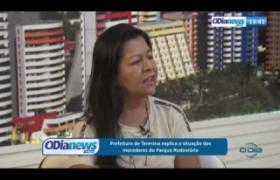 O DIA NEWS 12 09  Kânia Britto (Ger. Proteção Social Básica da SEMCASPI)
