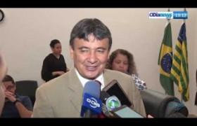 O DIA NEWS 13 09  Encontro de Prefeitos do PT e o Gov. Wellington Dias