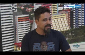 O DIA NEWS 13 09  Leno Carvalho (quadrinista)