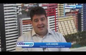 O DIA NEWS 13 09  Luís André (Pres. Diretório Estadual do PSL)