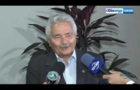 O DIA NEWS 13 09  Sen. Elmano Férrer se reúne com vereadores de Teresina