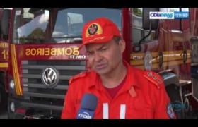 O DIA NEWS 13 09  Teresina já registrou 55 focos de incêndio só em Setembro
