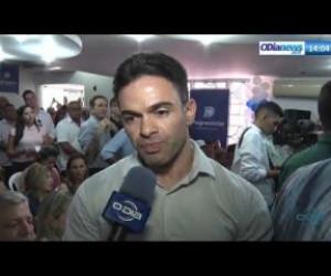 TV O Dia - O DIA NEWS 16 09 B. Sá revela se ficou mágoa com o Governo do Estado