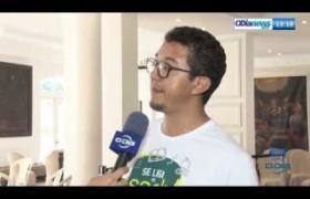 O DIA NEWS 17 09  Governo Lança o programa Se Liga no SAEB!