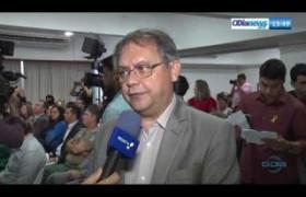 O DIA NEWS 17 09  Hebert Bueno Aires (Sec. Agric. Familiar-PI) fala sobre o Garantia Safra