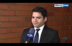 O DIA NEWS 17 09  Leonardo Sobral (Presidente do IDEPI)