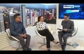 O DIA NEWS 17 09  Luiz Ayrton e Tânia Miranda falam sobre o Outubro Rosa