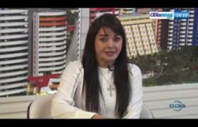 O DIA NEWS 17 09  Teresa Britto (Dep. Est. PV) - Urgência da liberação de empréstimo