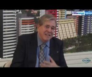 TV O Dia - O DIA NEWS 19 09 Hugo Napoleão: Eleições 2020 e lançamento do livro