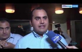 O DIA NEWS 20 09  Dep. Est. Georgiano Neto reúne imprensa e apresenta seu plano de mídia