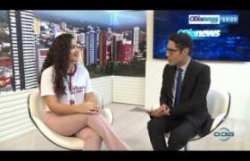 O DIA NEWS 20 09  Gabriela Amâncio (psicóloga MPE) - MPE realiza ação pelo Setembro Amarelo