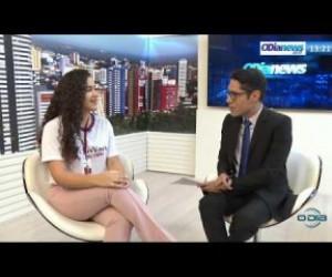 TV O Dia - O DIA NEWS 20 09  Gabriela Amâncio (psicóloga MPE) - MPE realiza ação pelo Setembro Amarelo