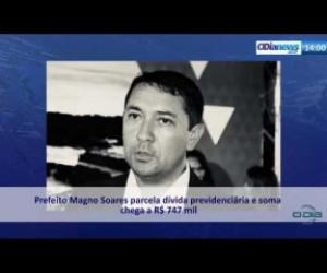 TV O Dia - O DIA NEWS 20 09 Polêmica em Castelo do Piauí envolvendo previdência própria da cidade