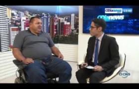 O DIA NEWS 20 09  Wilson Gomes (Pres. ASCAMTE) - Dia nac. de luta das pessoas com def. física