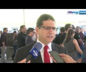 TV O Dia - O DIA NEWS 23 09  Daniel Oliveira sobre se dispor a pré candidato à Prefeitura de Teresina