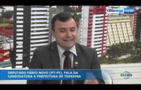 O DIA NEWS 23 09  Fábio Novo  (Dep. Estadual PT-PI)