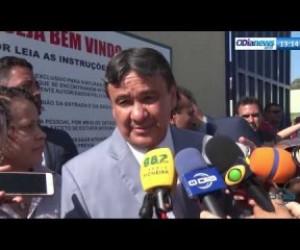 TV O Dia - O DIA NEWS 23 09 Gov. Wellington Dias - Expectativa de aprovação dos novos empréstimos