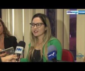 TV O Dia - O DIA NEWS 23 09 Lançamento do Centro de Convenções para PPP