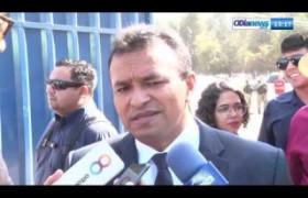 O DIA NEWS 23 09  Secretário Fábio Abreu fala de eleições 2020