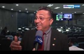 O DIA NEWS 24 09  Câmara Municipal - Reunião do Gov. Wellington Dias com base de vereadores
