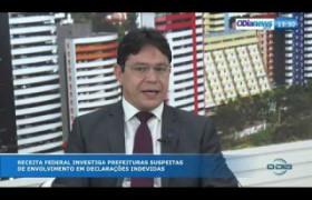 O DIA NEWS 24 09  Eudimar Ferreira (Del. Receita Federal PI) - Operação Fake News