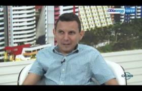 O DIA NEWS 26 09  Mauro Eduardo (Secretário SEID) - Dia Nacional dos Surdos