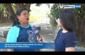 O DIA NEWS 26 09  Sindicato dos Trabalhadores em Educação denunciam fraude
