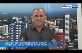 O DIA NEWS 27 09  Juvenal Ribeiro (apresentador do Linha de Fogo)
