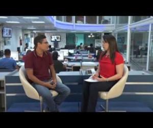 TV O Dia - O DIA NEWS 2ª ed 19 09 Francisco Alex (Dir. Senatepi) - Paralisação de médicos e enfermeiro