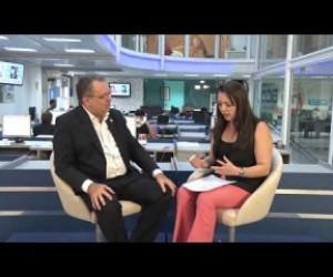 TV O Dia - O DIA NEWS 2a. Ed. 20 09  Florentino Neto (Secretário Estadual de Saúde) PARTE 2