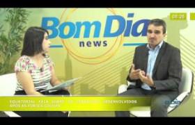 BOM DIA NEWS 07 10  Joaquim Milhomem (gerente de relacionamento com o cliente da Equatorial)