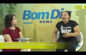 BOM DIA NEWS 10 10  Janete Batista Brito (Coord. Assuntos Jurídicos ADCESP)