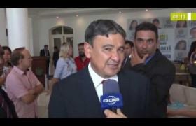 BOM DIA NEWS 11 10  Gov. Wellington Dias - critério que define o candidato do PT à Prefeitura