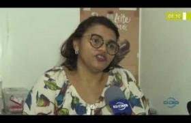 BOM DIA NEWS 11 10  Leite materno - queda no estoque da Maternidade Dona Evangelina Rosa