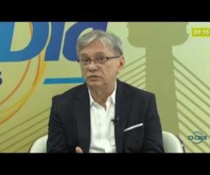 TV O Dia - BOM DIA NEWS (21.10) Arimatéia Dantas Lopes - Reitor da UFPI