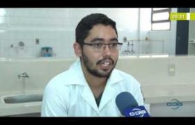 BOM DIA NEWS (28 10) PESQUISA APONTA MUTAÇÃO EM PEIXES POR CAUSA DE POLUIÇÃO NO RIO POTI